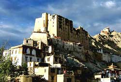 leh palace ladakh packages