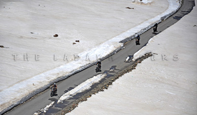 Hikes in Ladakh,